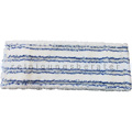 Wischmop Meiko Microborstenmopp weiß-blau 40 cm
