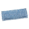 Wischmop Meiko Microfasermopp meliert 40 cm blau