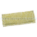 Wischmop Meiko Microfasermopp meliert 50 cm gelb