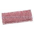 Wischmop Meiko Microfasermopp meliert 50 cm rot