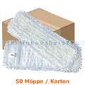 Wischmop MopKnight Hospital Angel white 50 cm weiß Karton