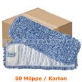 Wischmop MopKnight Tritex Mop blau 40 cm Karton