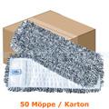 Wischmop MopKnight Tritex Mop schwarz 50 cm Karton