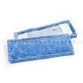Wischmop Mopptex Microfasermop Premium Mopp blau 40 cm