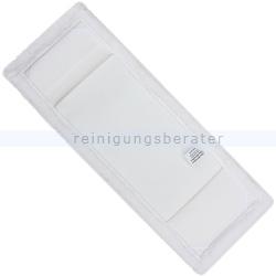 Wischmop Mopptex Microfasermop PREMIUM Ultra weiß 40 cm