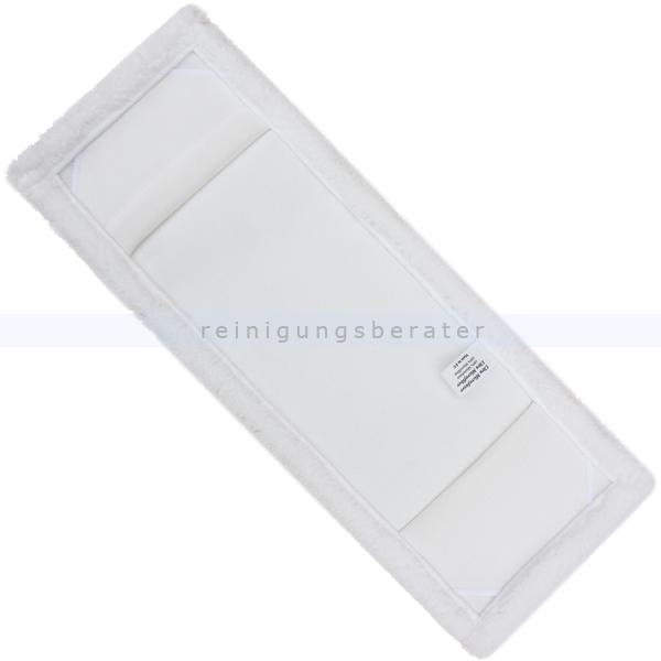 Microfasermop Mopptex PREMIUM Ultra weiß Ultra 50 cm Microfaser, Premiumqualität