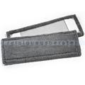 Wischmop Mopptex Microfasermop Professional 40 cm grau