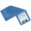 Wischmop Mopptex Microfasermop Speed blau 40 cm