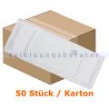 Wischmop Mopptex Microfasermop Ultra 50 cm Karton