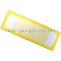 Wischmop Mopptex Mikrofasermop Premium Gelb 50 cm