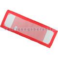 Wischmop Mopptex Mikrofasermop Premium Rot 50 cm