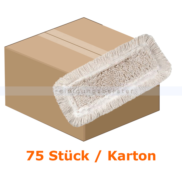 Wischmop Numatic Baumwoll/Polyester 40 cm im Karton