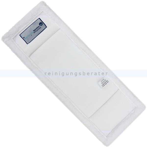 Wischmop reinigungsberater Microfasermop PREMIUM weiß 50 cm