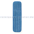Wischmop Rubbermaid Microfasermop Hygen feuchter 40 cm Blau