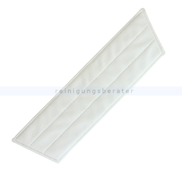 Unger FAVMF erGO! Waxing Mop Velcro 40cm für Unger erGO! wax & clean Bodenreinigungssystem
