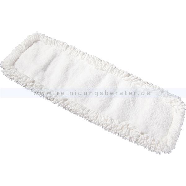 Wischmop Vermop Microfasermop Scandic Mono White Magic 28 cm elektrostatische Faser für die Feucht- und Trockenreinigung 14129