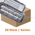 Wischmopp Mopptex EVO4 Mischfasermopp Tufting 50 cm Karton