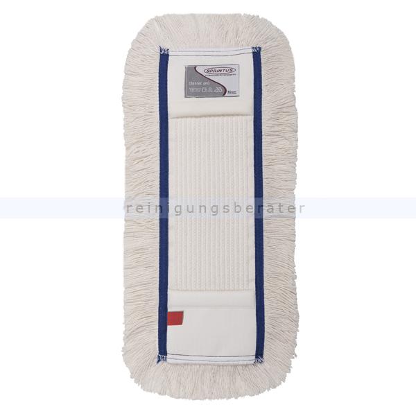 Wischmopp Sprintus Baumwolle Classic Pro 40 cm weiß