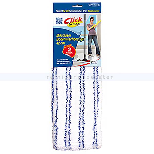 Wischmopp Sprintus Life Mikrofaser Bezug für Click to Mop
