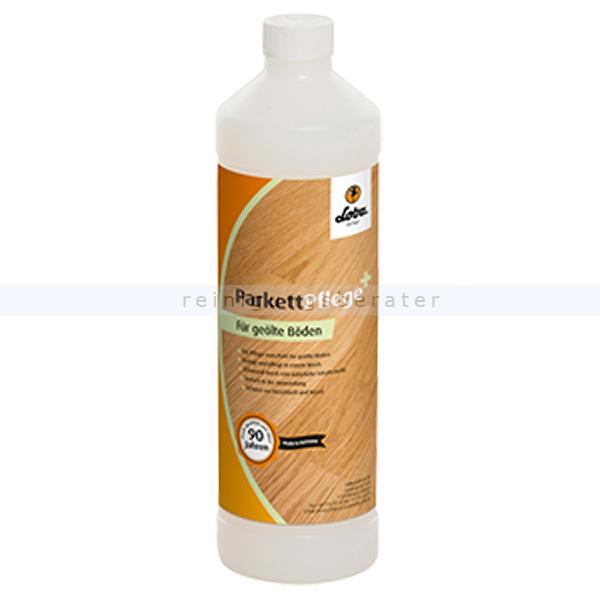 Wischpflege Loba Parkettpflege für geölte Böden 1 L vielseitige Parkettwischpflege für geölte Holzoberflächen 10015