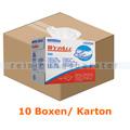 Wischtuch Kimberly Clark WYPALL X50 Zupfbox Weiß