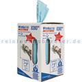 Wischtuch Kimberly Clark WYPALL X60 Multibox Blau