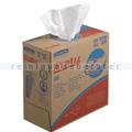 Wischtuch Kimberly Clark WYPALL X60 Zupfbox Weiß