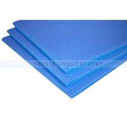 Wischtuch Meiko Die Softigen blau 35x40 cm