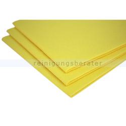 Wischtuch Meiko Die Softigen gelb 35x40 cm