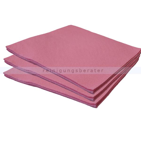 Wischtuch Meiko Die Softigen rosa 35x40cm