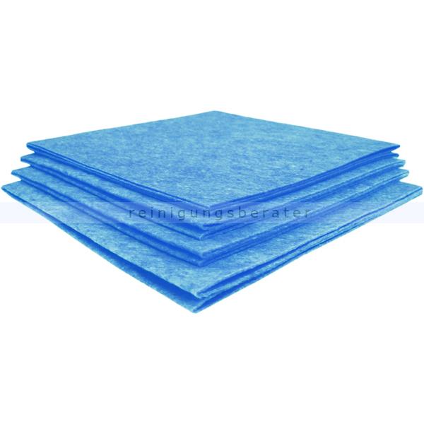 Wischtuch Meiko EVO Vliestuch Allzweckvlies blau 38x40 cm