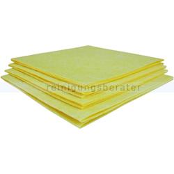 Wischtuch Meiko EVO Vliestuch Allzweckvlies gelb 38x38 cm