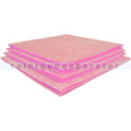 Wischtuch Meiko EVO Vliestuch Allzweckvlies rosa 38x38 cm
