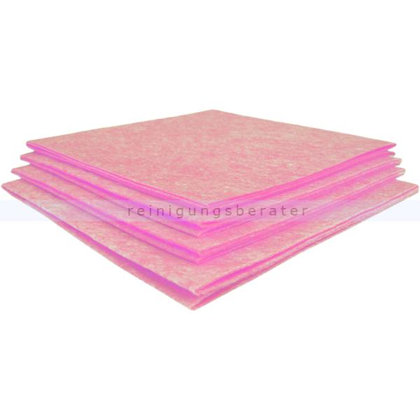 Wischtuch Meiko EVO Vliestuch Allzweckvlies rosa 38x40 cm