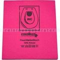 Wischtuch Meiko Feuchtwischtuch rosa 35x40 cm