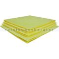 Wischtuch Sito Vliestuch Allzweckvlies gelb 38 x 38 cm