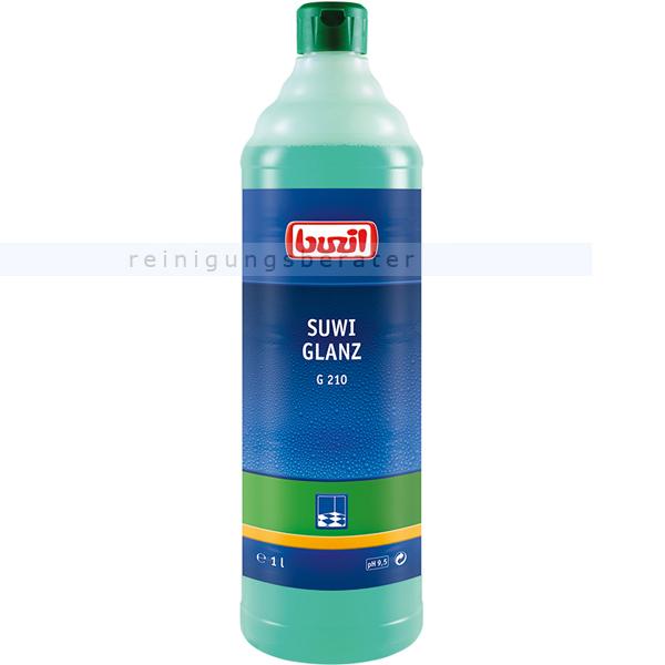 Wischwachs Buzil G210 Suwi-Glanz 1 L Wischwachs auf Polymerbasis G210-0001R1