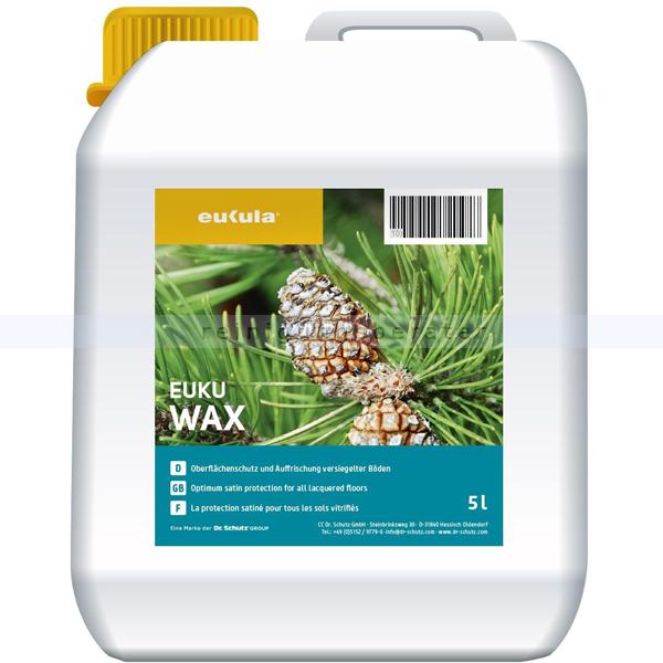 Wischwachs Dr. Schutz Euku Wax 5 L moderne Wischpflege auf Polymer- und Wachsbasis 2173000500
