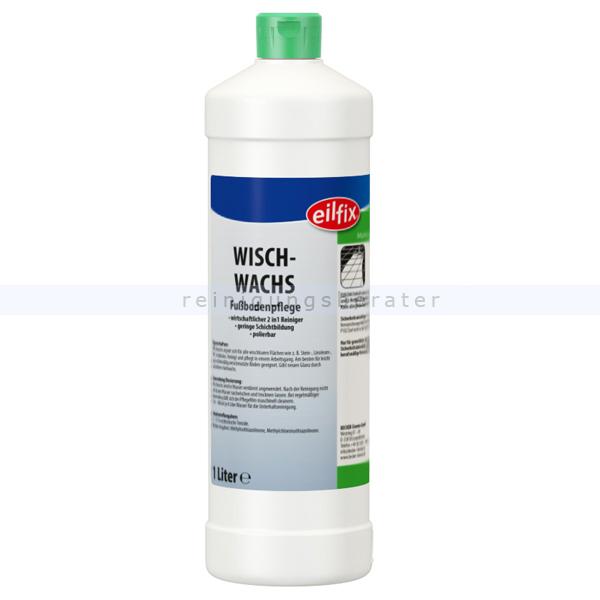 Becker Chemie Eilfix Wischwachs 1 L Wischwasch auf Polymerbasis 100079-001-000
