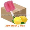 Zahnpflege Ampri Mundpflegestäbchen Lemon 250 Stück