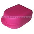 Zahnspangenbox Ampri für Kinder pink