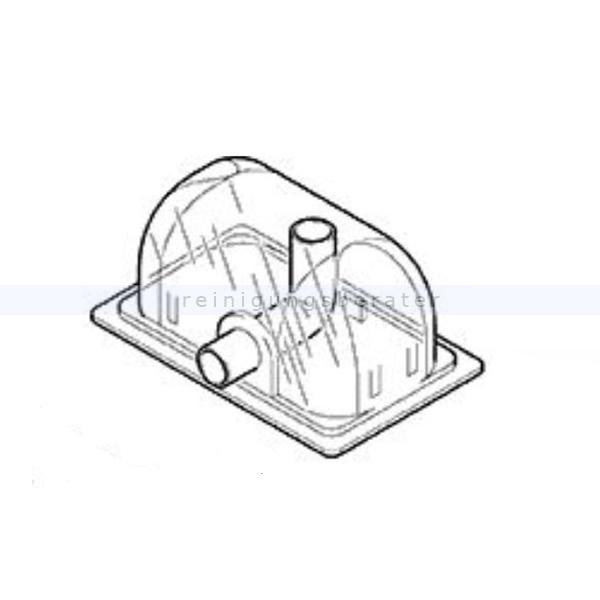 Zubehör Waschsauger Cleanfix Haube Haube für Waschsauger TW 600 P080