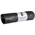 Zugband Müllsäcke schwarz 120 L 38 my (Typ 60), 25 Stück